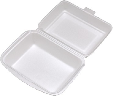 Menu box biely 185x133x75 mm (125 ks)