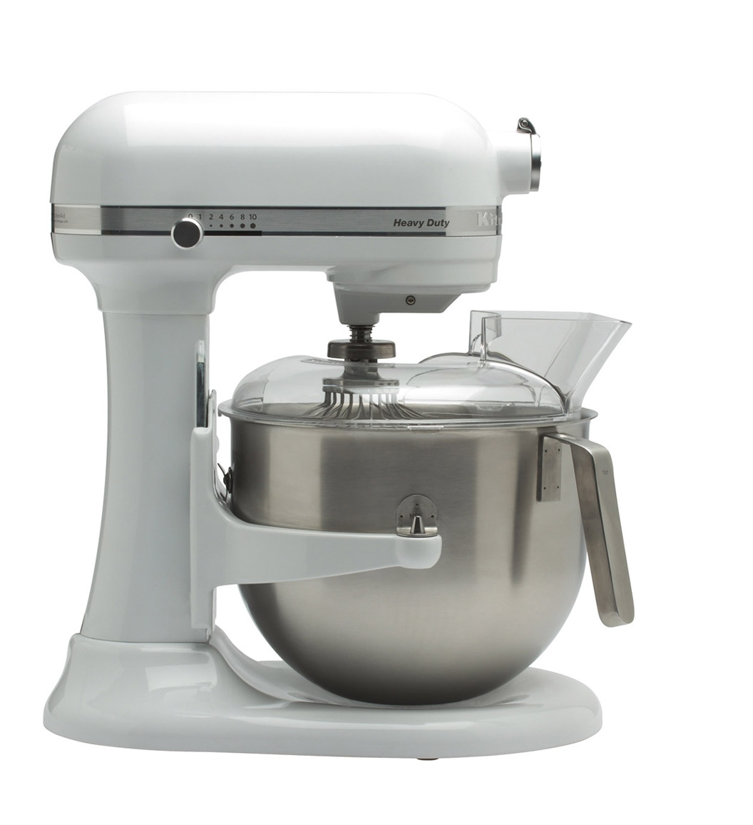 Kitchenaid robot Heavy Duty 6,9 l 5KSM7591 biely