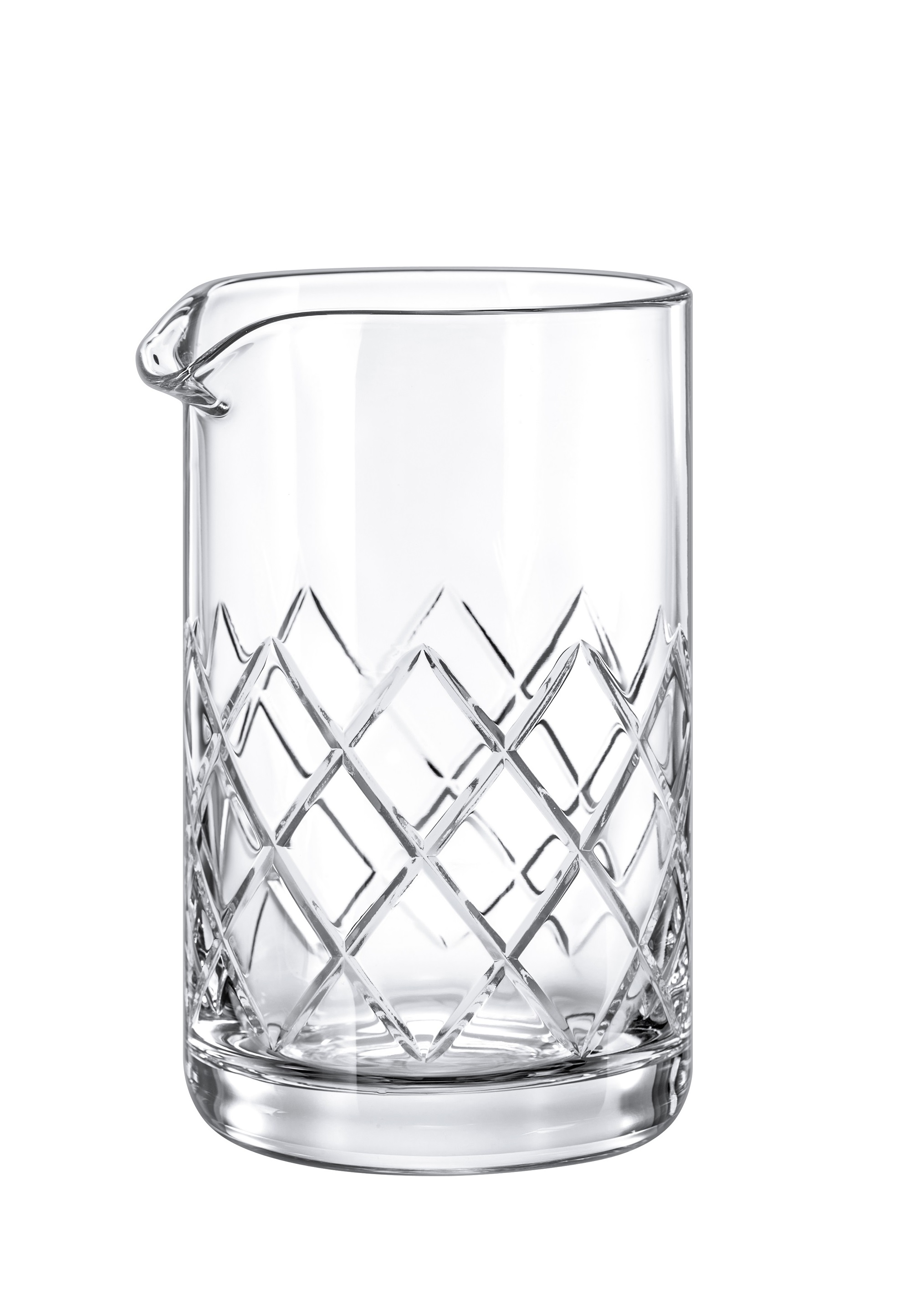 Beaker - mixer Diamond 600 ml CUMBERLAND matný brus